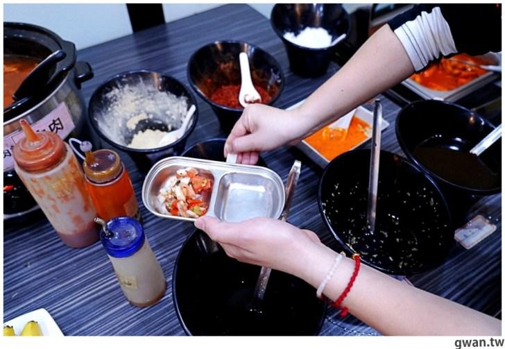 20201215213520 53 - 熱血採訪|台中韓式烤肉吃到飽!烤肉、熱湯、小菜任你吃最低只要369元,周年慶期間還免收服務費~