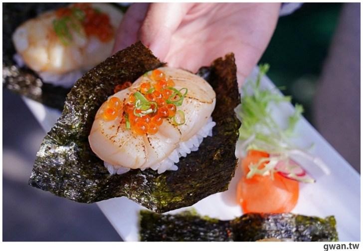 20201221233824 97 - 熱血採訪|開在大馬路邊卻總是錯過的日式料理,還有台中少見的焗烤壽司!