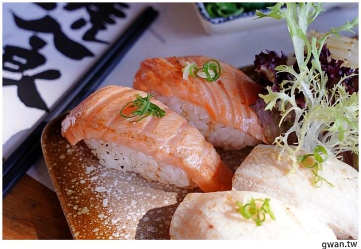 20201221233840 10 - 熱血採訪|開在大馬路邊卻總是錯過的日式料理,還有台中少見的焗烤壽司!