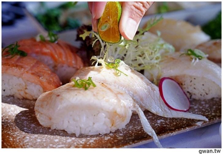 20201221233843 33 - 熱血採訪|開在大馬路邊卻總是錯過的日式料理,還有台中少見的焗烤壽司!