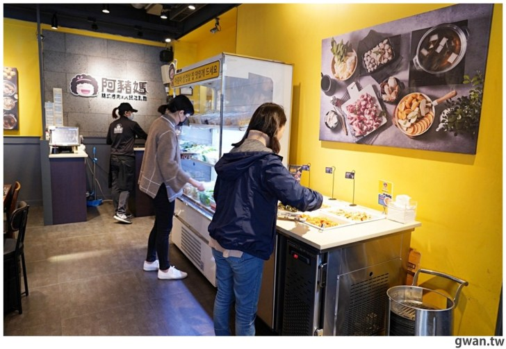 20210122144659 9 - 熱血採訪|台中烤肉火鍋吃到飽,平日午餐學生只要399,用餐時間人潮滿滿!