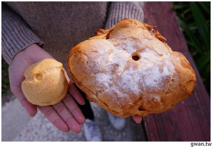 20210501194541 21 - 巷子裡的低調麵包店,隱藏版巨無霸泡芙你吃過嗎?