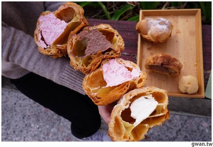 20210501194548 81 - 巷子裡的低調麵包店,隱藏版巨無霸泡芙你吃過嗎?