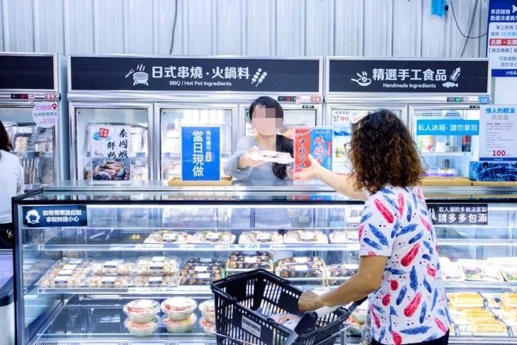 55deb31c072c70d0134058c1278938c7 - 熱血採訪 台中最大海鮮超市!泰國蝦超便宜,烤肉串燒通通買的到!