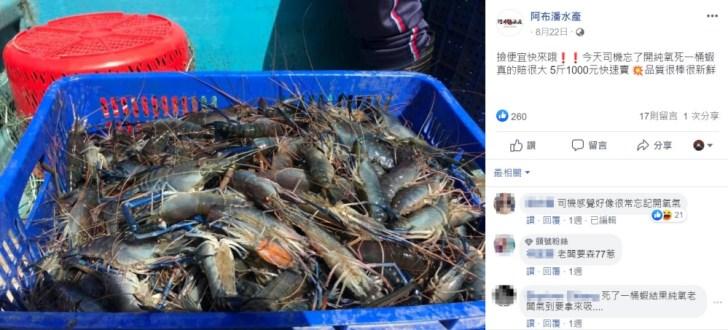 772be5427b07e11c058bf8160a504f79 - 熱血採訪 台中最大海鮮超市!泰國蝦超便宜,烤肉串燒通通買的到!
