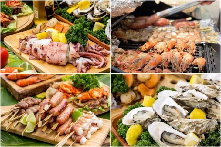 c7429bc1a60ff7d4e123c6308ec2213b 2 - 熱血採訪 台中最大海鮮超市!泰國蝦超便宜,烤肉串燒通通買的到!