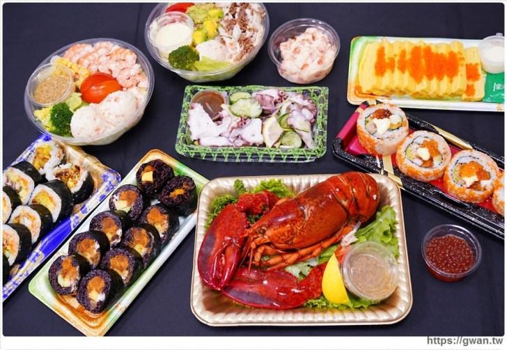 feda925cba89b3ce75d94f31bd7739be - 熱血採訪 台中最大海鮮超市!泰國蝦超便宜,烤肉串燒通通買的到!