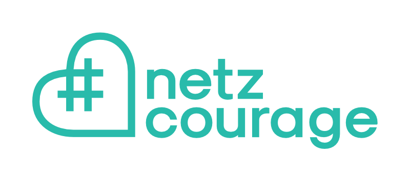 Logo NetzCourage