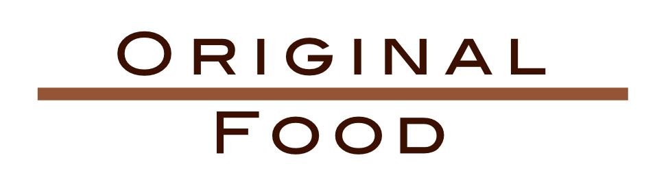 Logo ORIGINAL FOOD