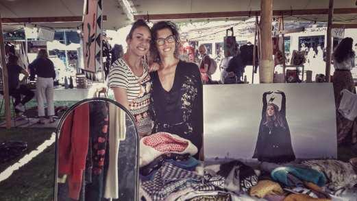 #VOCKSDiary LAAX Vintage Days 2019 Suzanna Vock Curator Corinna Matter Romy Hood Fashion Revolution