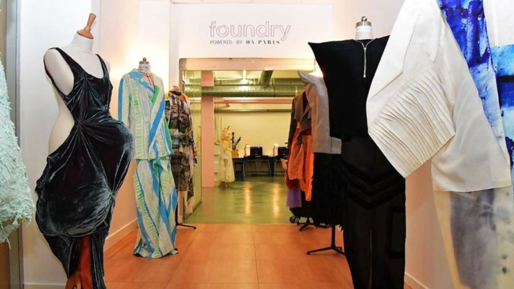 GWAND Sustainable Fashion Festival IFA Paris Foundray Lab