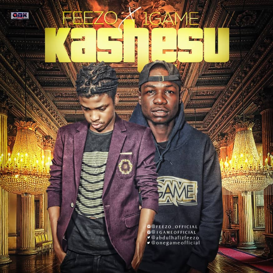 MUSIC: FeeZo Ft. 1Game – Kashe Su