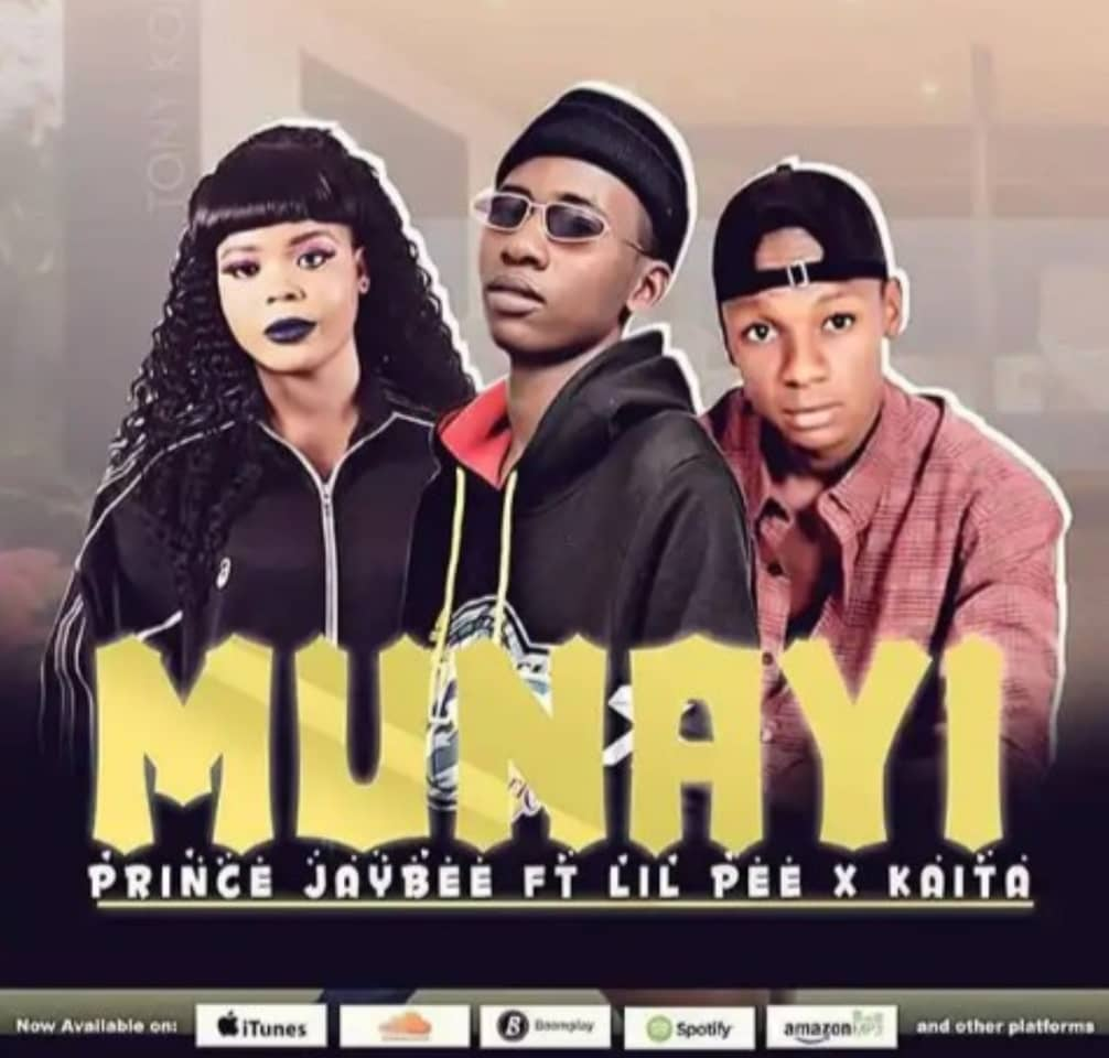 Download MP3: Prince Jaybee – Munayi Feat. Lil Pee x kaita