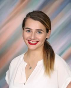 Kaitlin Cunningham Rookie Teacher of the Year