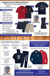 Uniform Packages