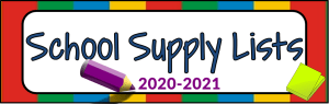 Supply List clipart