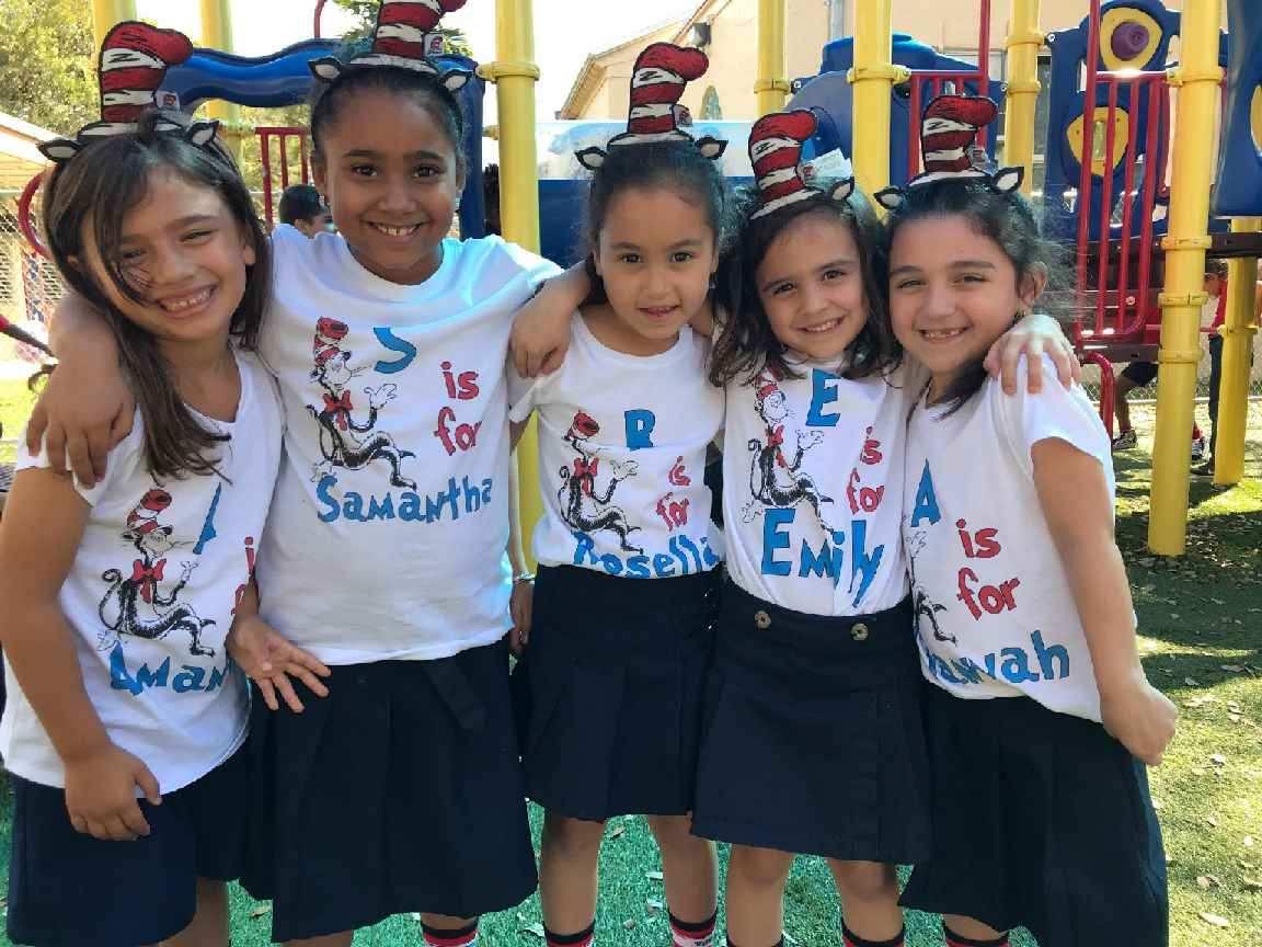 Celebrating Dr. Seuss at Little Carver!