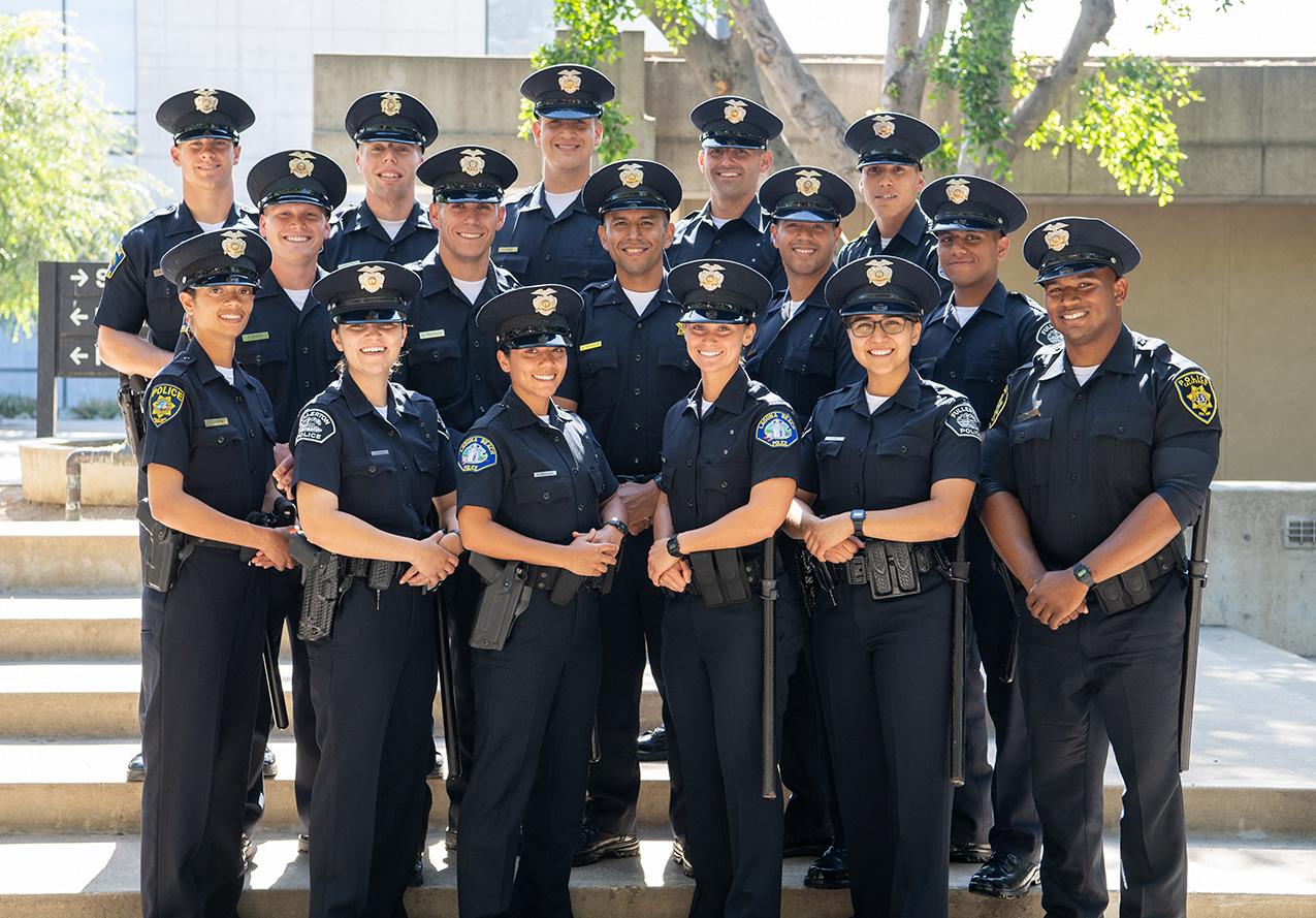Golden West College S Criminal Justice Training Center