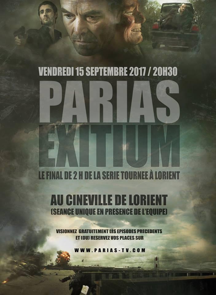 Parias - Série - Sortie Ciné