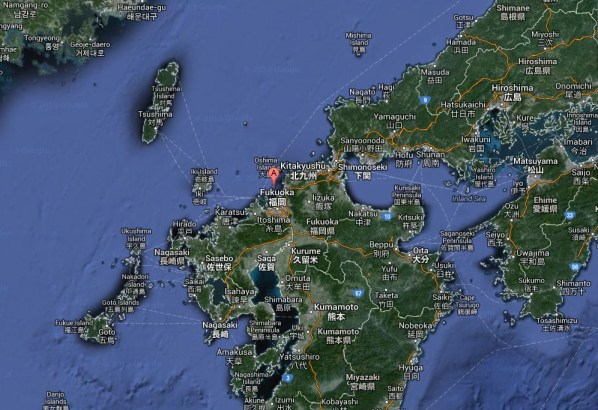 gwendalperrin.net ainoshima fukuoka cat chat japan map