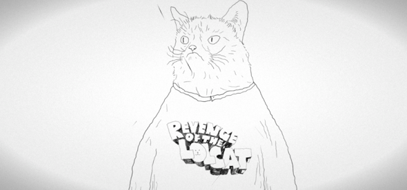 grumpy cat gwendalperrin.net laurent garnier