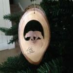 Lake Tahoe ornament