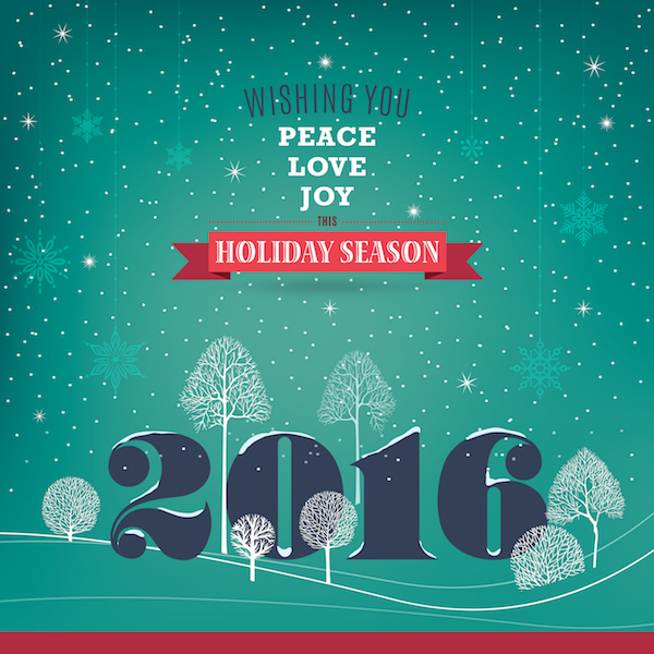 Wishing You peace, love, and joy this holiday season