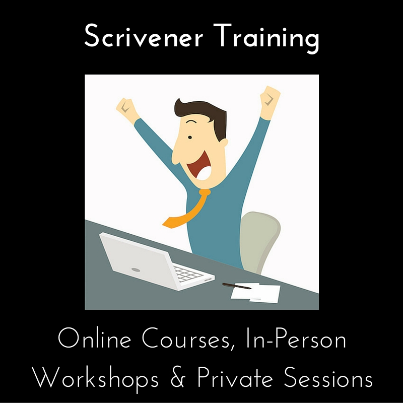 Scrivener Training for Everyone