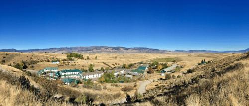 Chico Hot Springs Resort, Montana