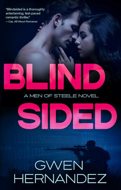 Blindsided cover