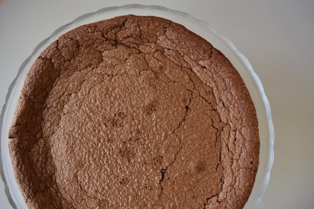 Fondant au chocolat Gwenn's Bakery Amsterdam