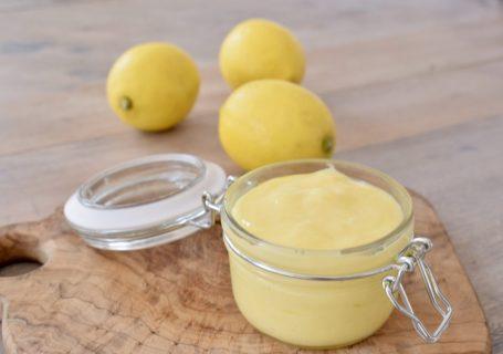 Lemon Curd - Gwenn's Bakery