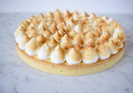 Citroen Meringuetaart - Gwenn's Bakery