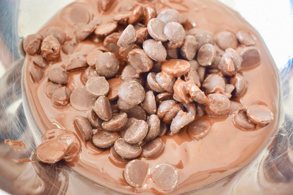 Chocolade tempereren - Gwenn's Bakery