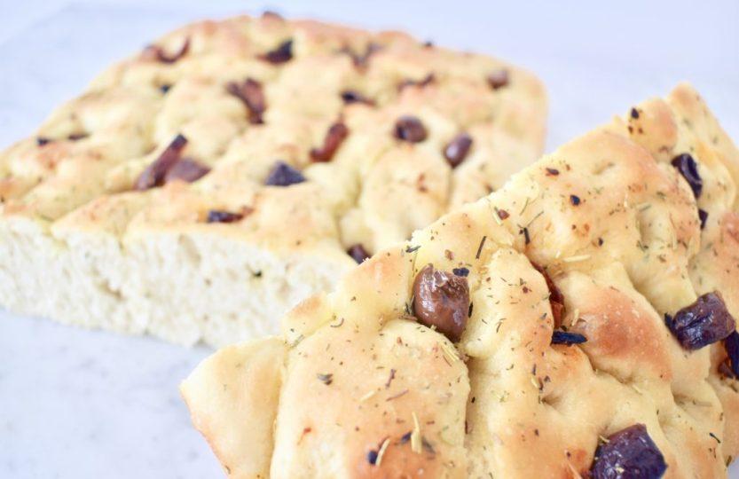 Focaccia - Gwenn's Bakery