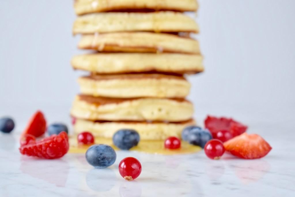 Pancakes - Gwenn's Bakery