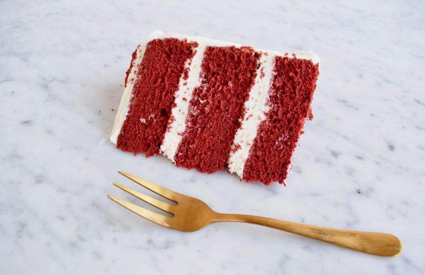 Red Velvet Cake - Gwenn's Bakery