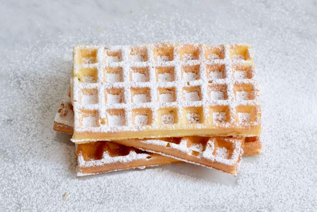 Brusselse Wafels - Gwenn's Bakery