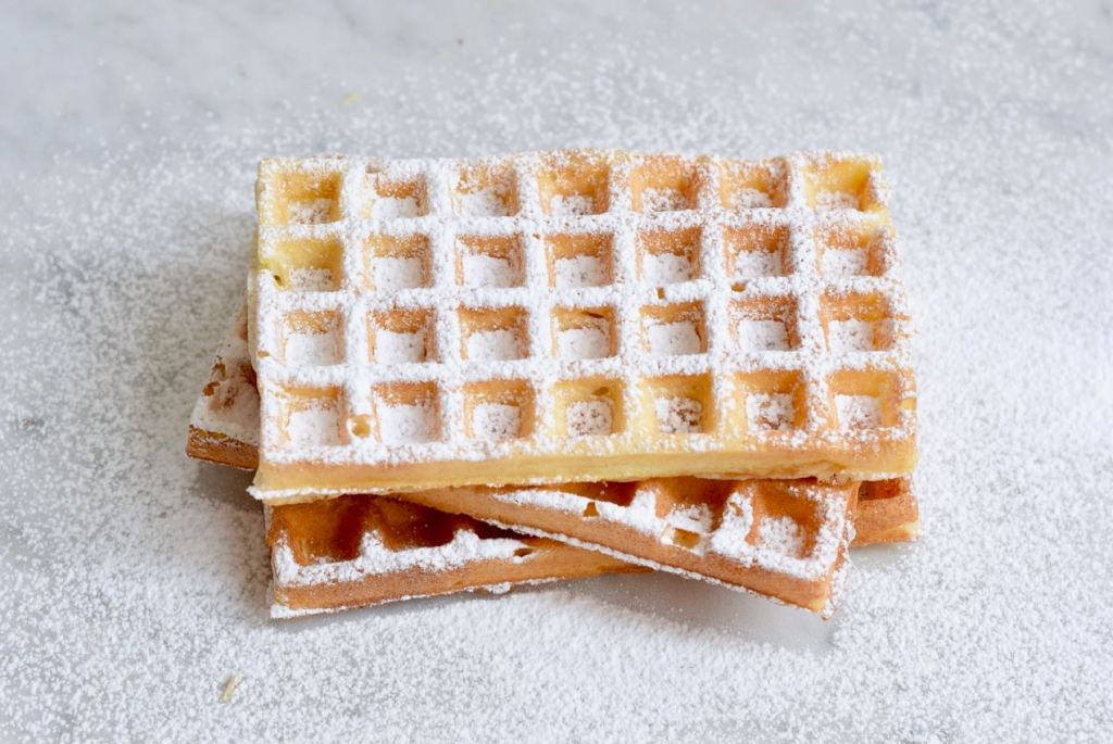 Brusselse Wafels - Gwenn's Bakery