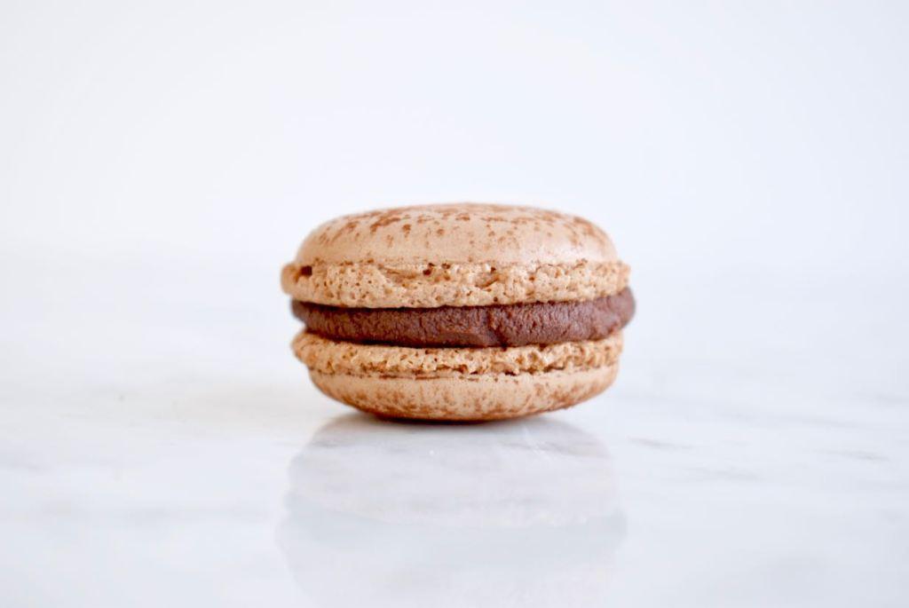Chocolade Macarons - Gwenn's Bakery