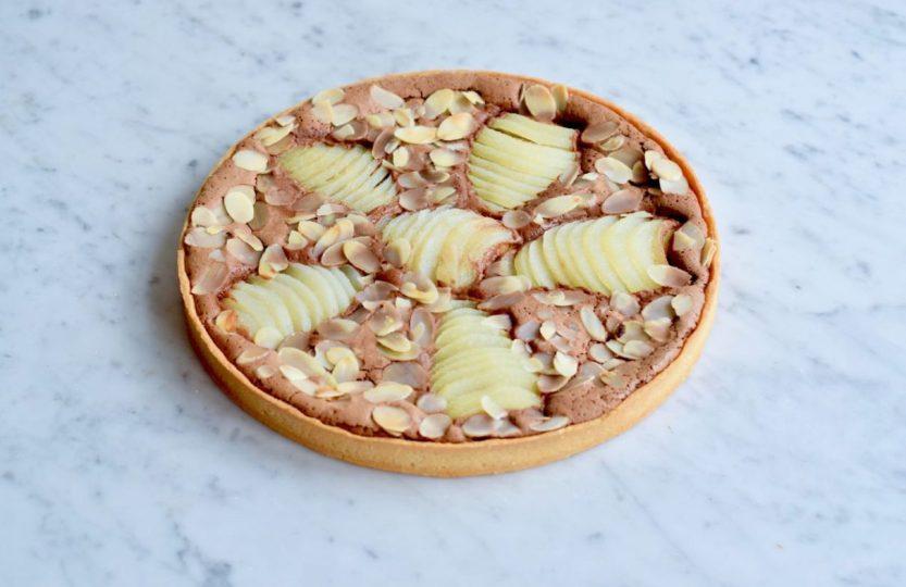 Chocolade Perentaart - Gwenn's Bakery