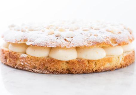 Tarte Tropezienne - Gwenn's Bakery