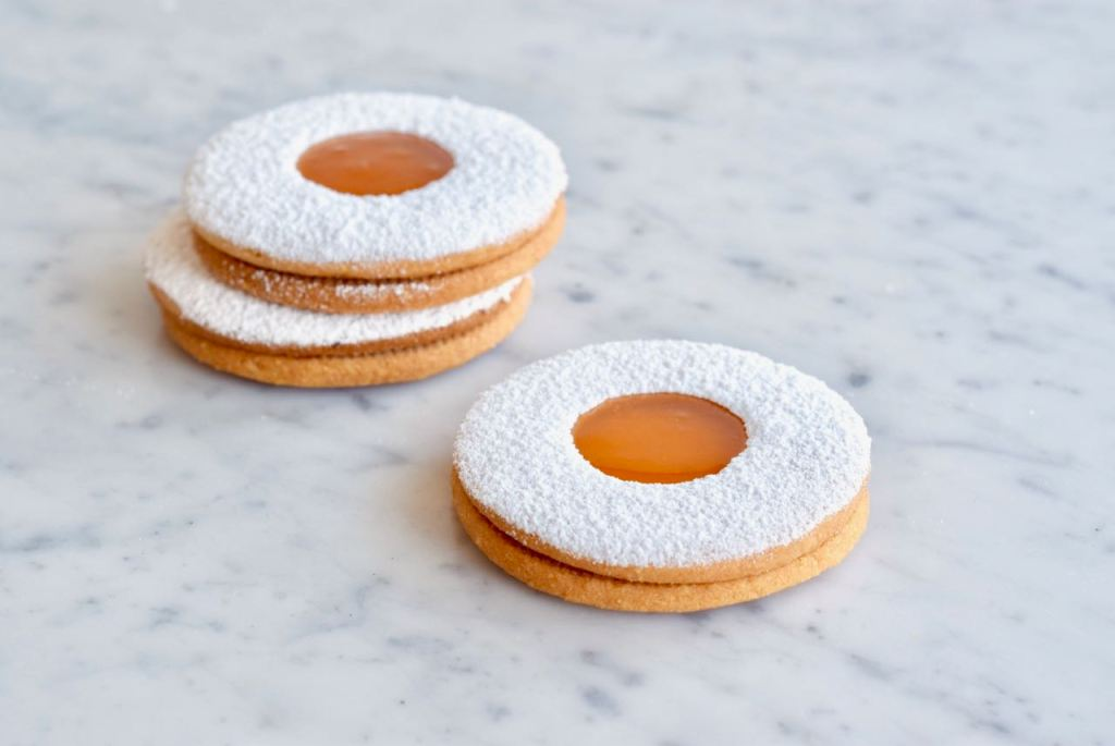 Abrikozenkoekjes - Gwenn's Bakery