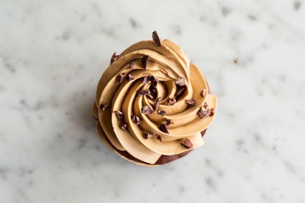 Chocolade Mokka taartjes - Gwenn's Bakery