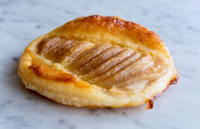 Tarte fine met peer - Gwenn's Bakery