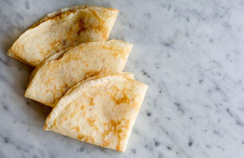 Crêpes (basisrecept) - Gwenn's Bakery