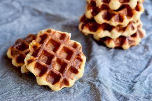 Luikse wafels - Gwenn's Bakery