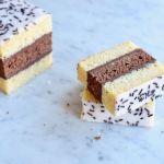 Napolitain cake - Gwenn's Bakery