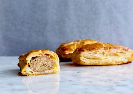 Saucijzenbroodjes - Gwenn's Bakery