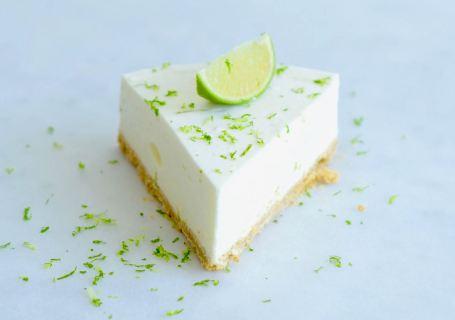 Limoen cheesecake - Gwenn's Bakery